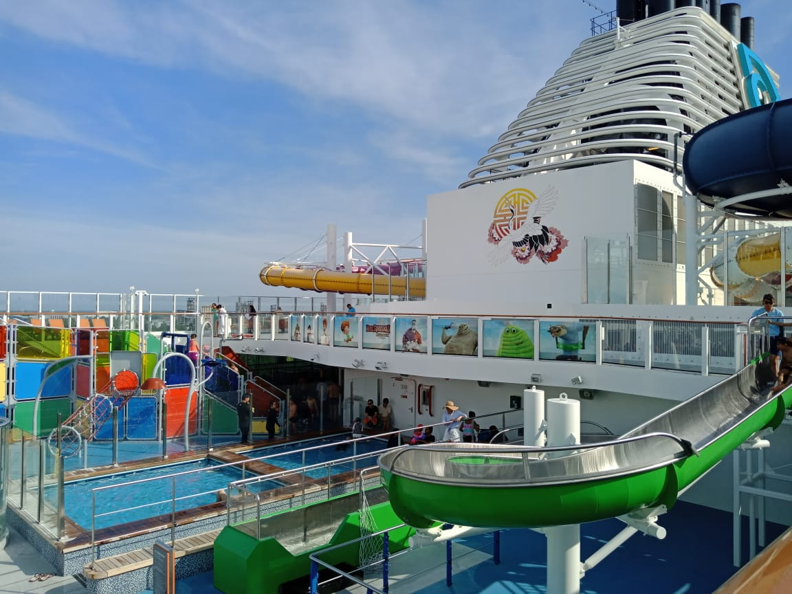 Genting Dream Cruise Ship — July 25-27, 2018
