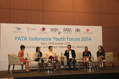PATA Indonesia Youth Forum 2017